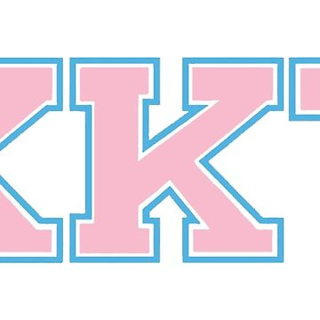 Kappa Kappa Tau by screamqueens