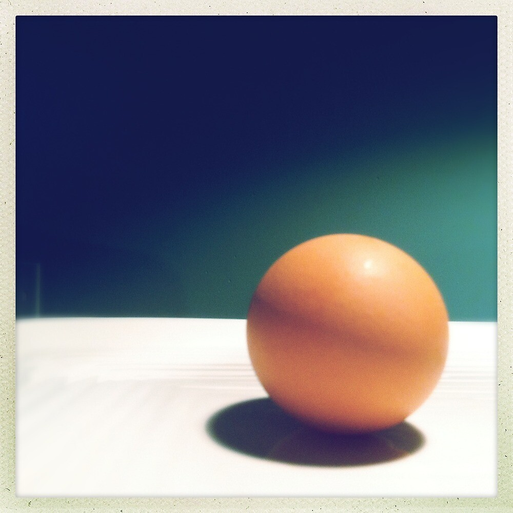Brown Egg by hipstamatic