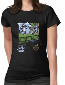 Regular Bros Womens Fitted T-Shirt