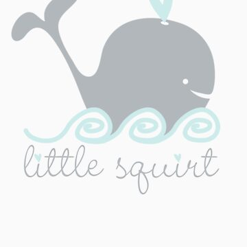 little squirt whale by littlesquirt