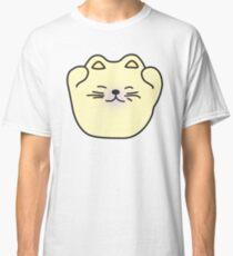 super happy lucky cat Classic T-Shirt