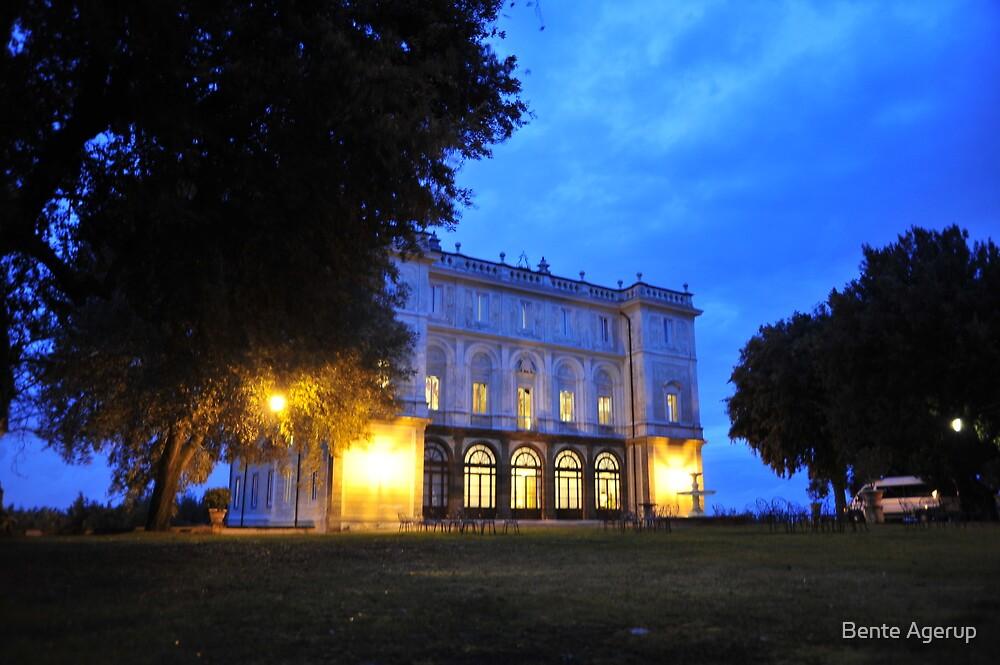 Villa Grazioli by Bente Agerup