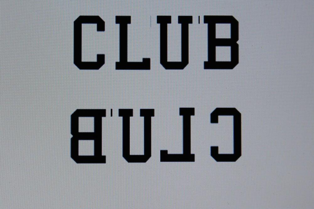 CLUB original by CLUBuniform