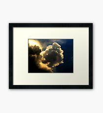 ©HCS Use Your Imagination Framed Print
