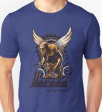 Heroes of the road Unisex T-Shirt