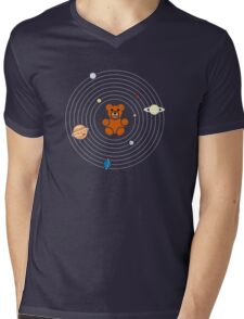 """""""But it's the Solar System!"""" Mens V-Neck T-Shirt"""