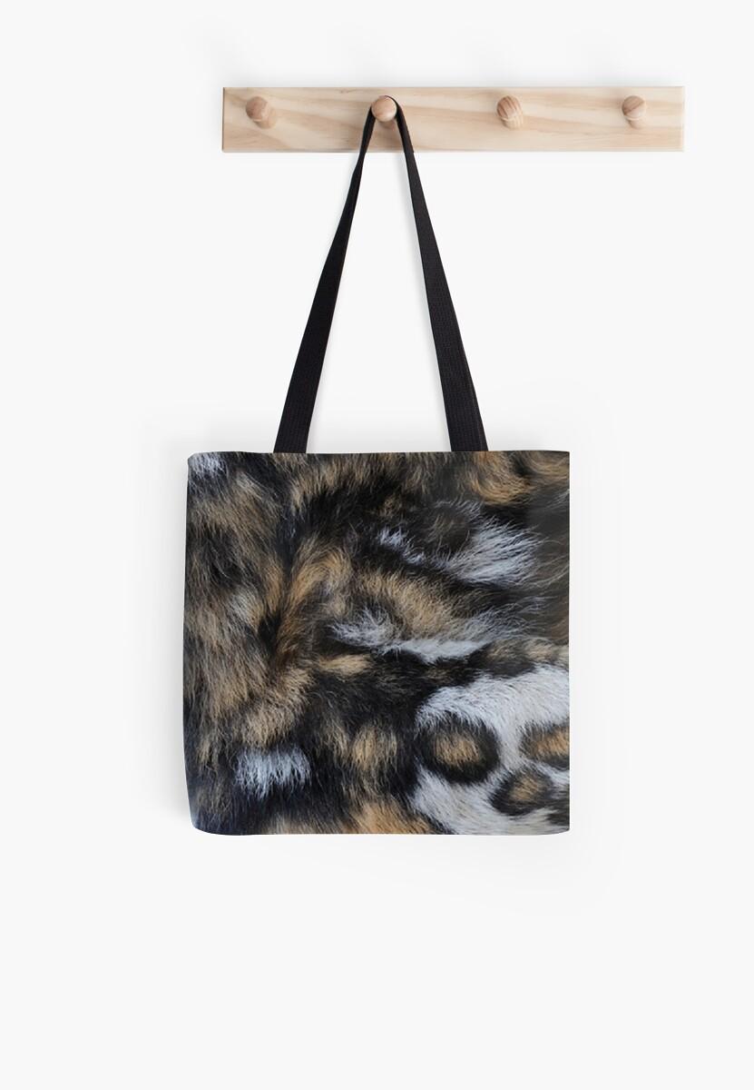 African Wild Dog Fur