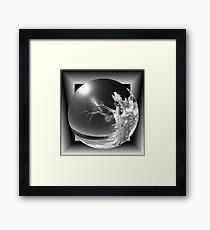 Eagles Lair Framed Print