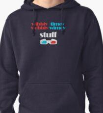 wibbly wobbly timey wimey stuff in 3D T-Shirt