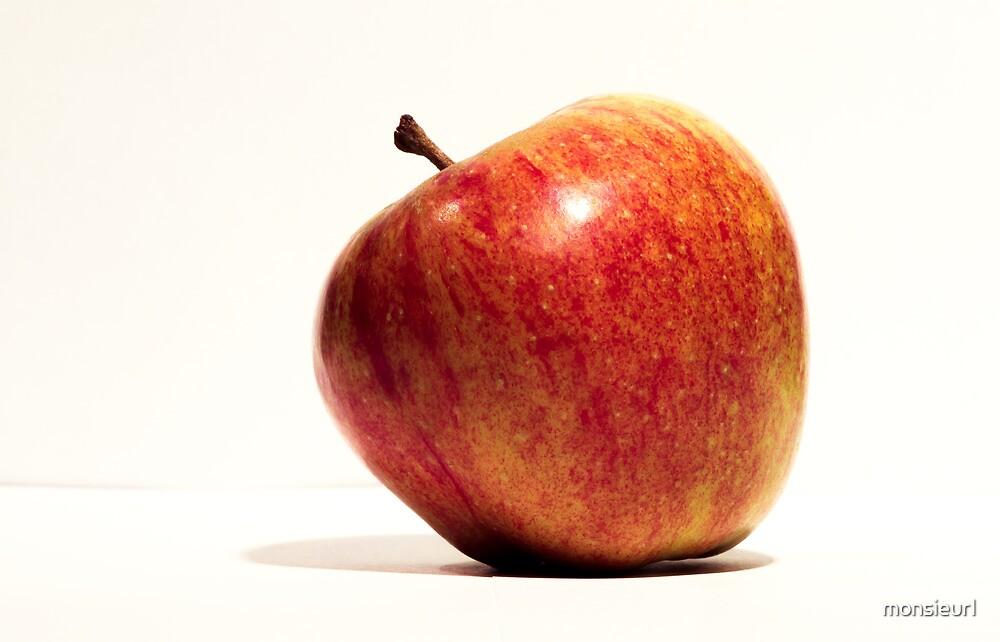 Miss Apple by monsieurI