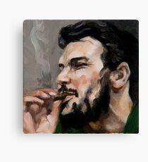 Che Cigarro Canvas Print