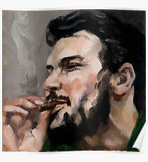 Che Cigarro Poster