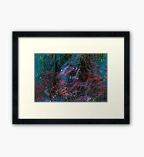 Goldfish caldron. Framed Print