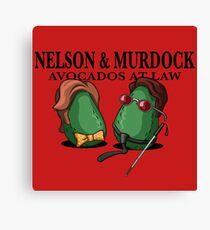 Best Damn Avocados in New York Canvas Print