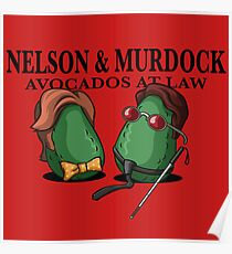 Best Damn Avocados in New York Poster