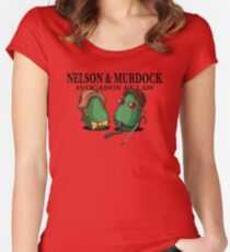 Best Damn Avocados in New York Women's Fitted Scoop T-Shirt