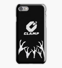 CLAMP GREMLINS iPhone Case/Skin