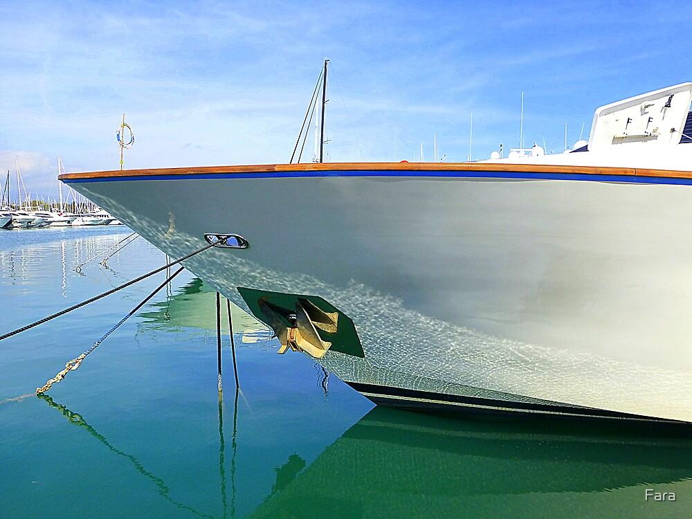 Luxury In Antibes by Fara