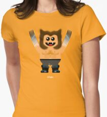 WOOFIE Womens Fitted T-Shirt
