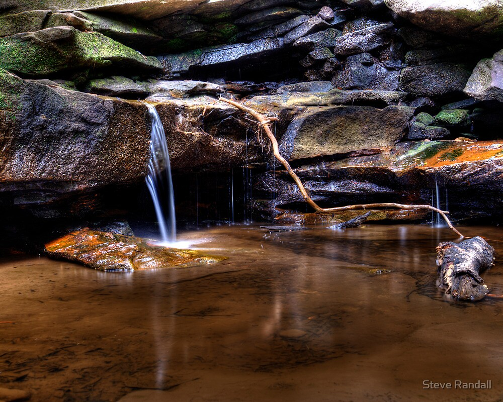 Lower Somersby by Steve Randall