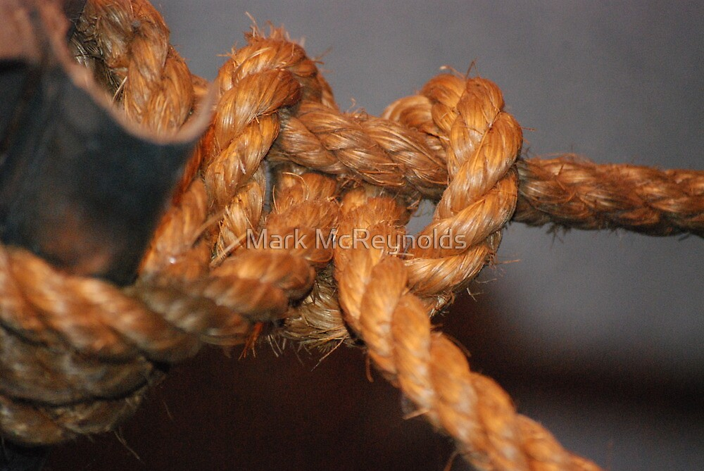 Rope Knot by Mark McReynolds