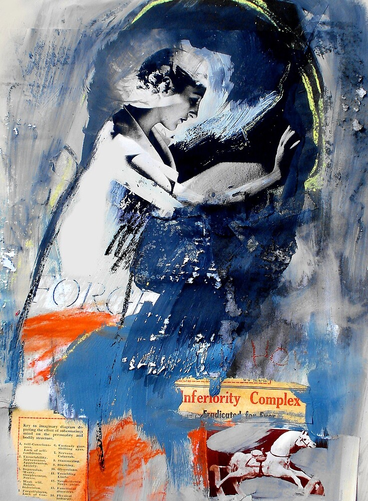 Quot Inferiority Complex Quot By Loui Jover Redbubble