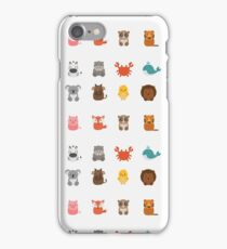 Itty Bitties iPhone Case/Skin