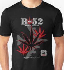 B-52 Marijuana Strain Unisex T-Shirt