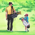 Great Golf Day by JohnnyMacK