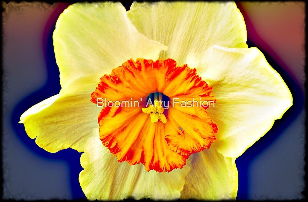 Daffodil by Bloomin' Arty Fashion