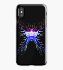 Fractal Bat iPhone Case/Skin