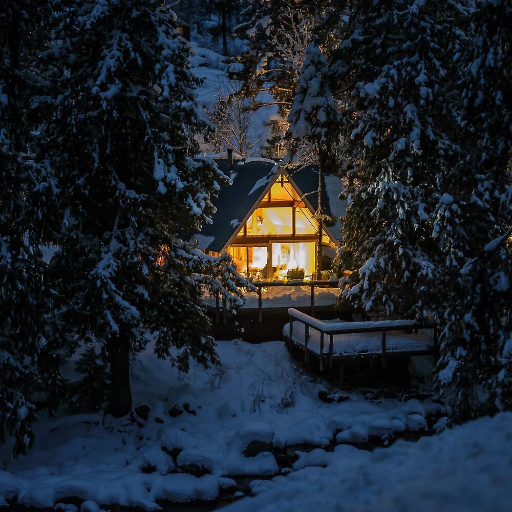 Cozy Retreat by Dan Mihai