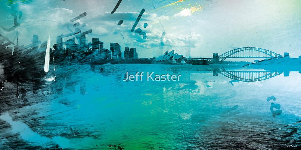 Sydney Harbour Australia by Jeff Kaster