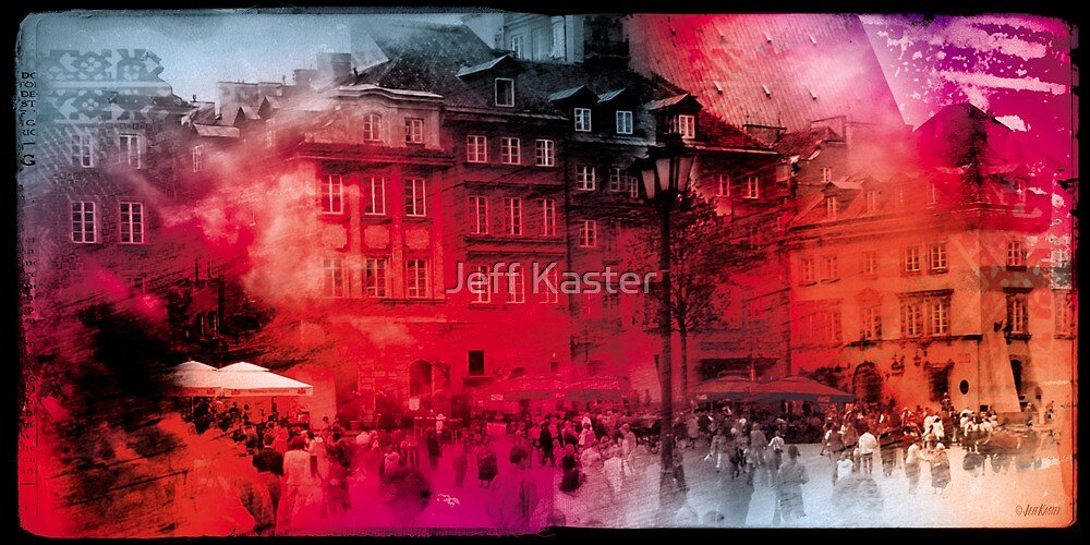 Poland Old Town by Jeff Kaster