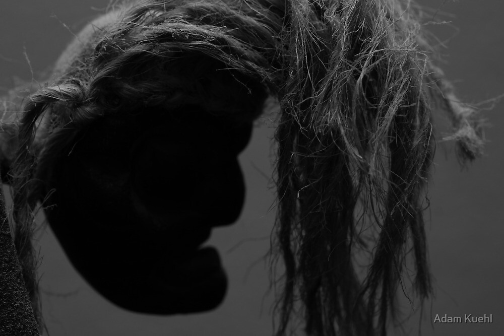 The Face,,,,,Behind the Hair by Adam Kuehl