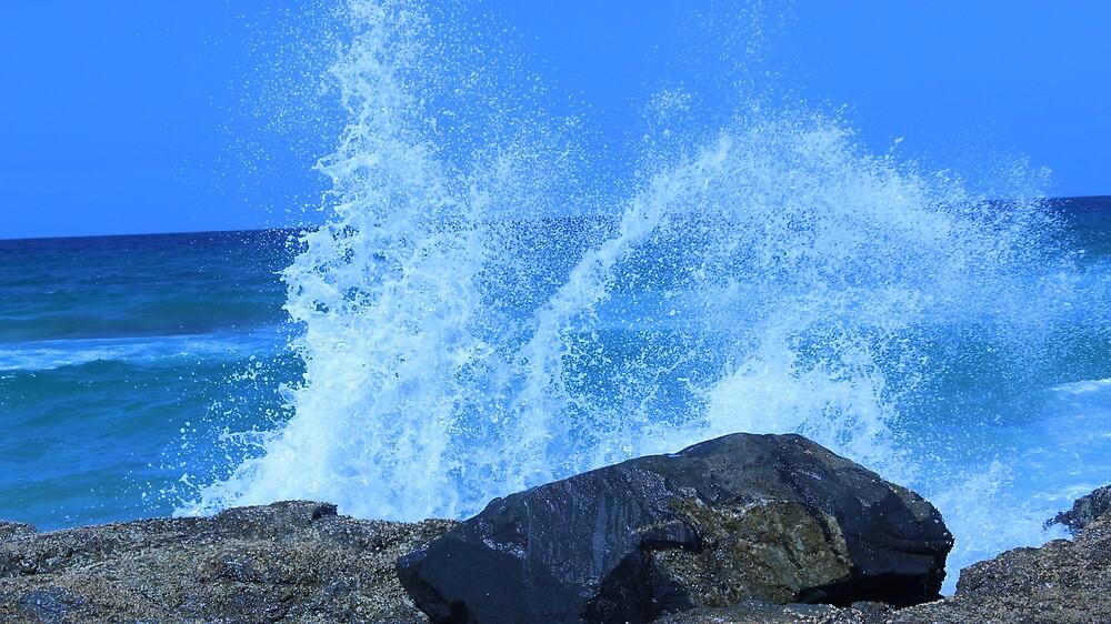 One big splash! by Jacquess