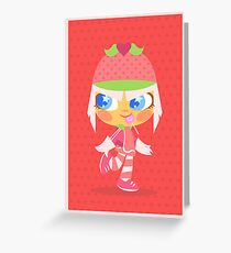 MUTTONFUDGE Greeting Card