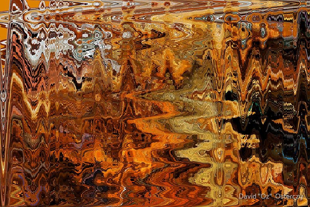 """Autumn Distortions by David """"Oz""""  Osterczy"""