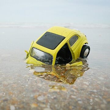 Drowned Fiat Cinquecento by monsieurI