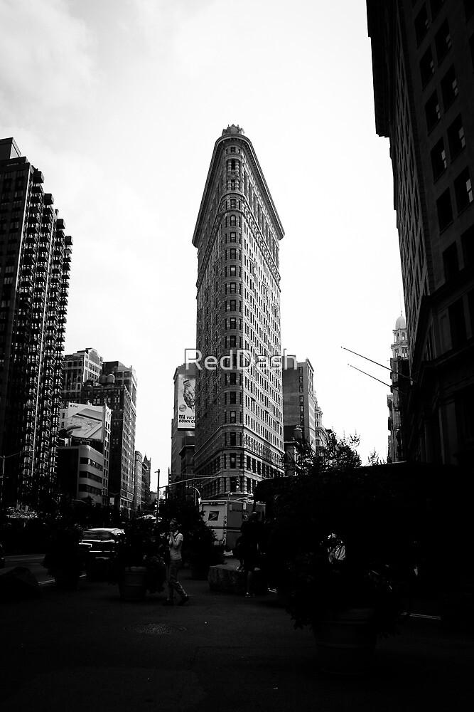 Flatiron Building | New York 2012 by RedDash