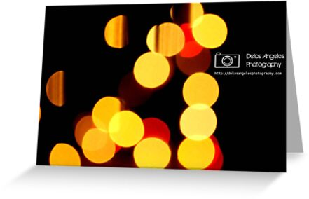 Christmas Lights by Louis Delos Angeles