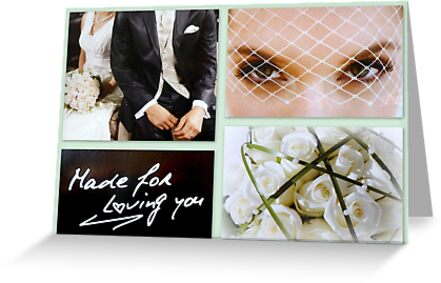 MADE FOR LOVING YOU by ©The Creative  Minds