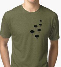 Umbrellas VRS2 Tri-blend T-Shirt