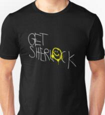 Get Sherl☻ck - 02 - Unisex T-Shirt