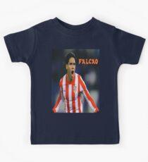 """Camiseta para niños Camiseta Radamel Falcao """"El Tigre"""""""