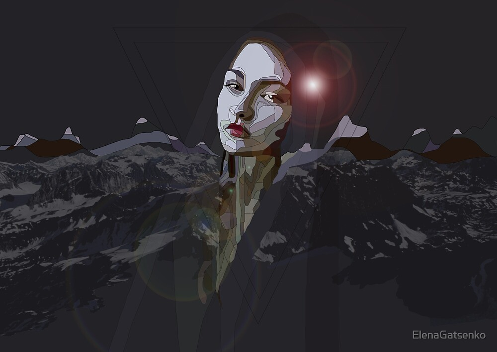 Dark Dreams by ElenaGatsenko