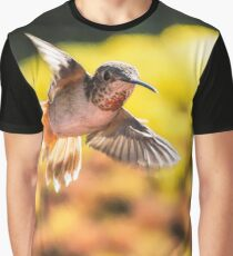 Backlit Graphic T-Shirt