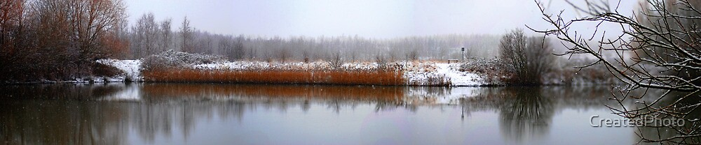 Snow by CreatedPhoto