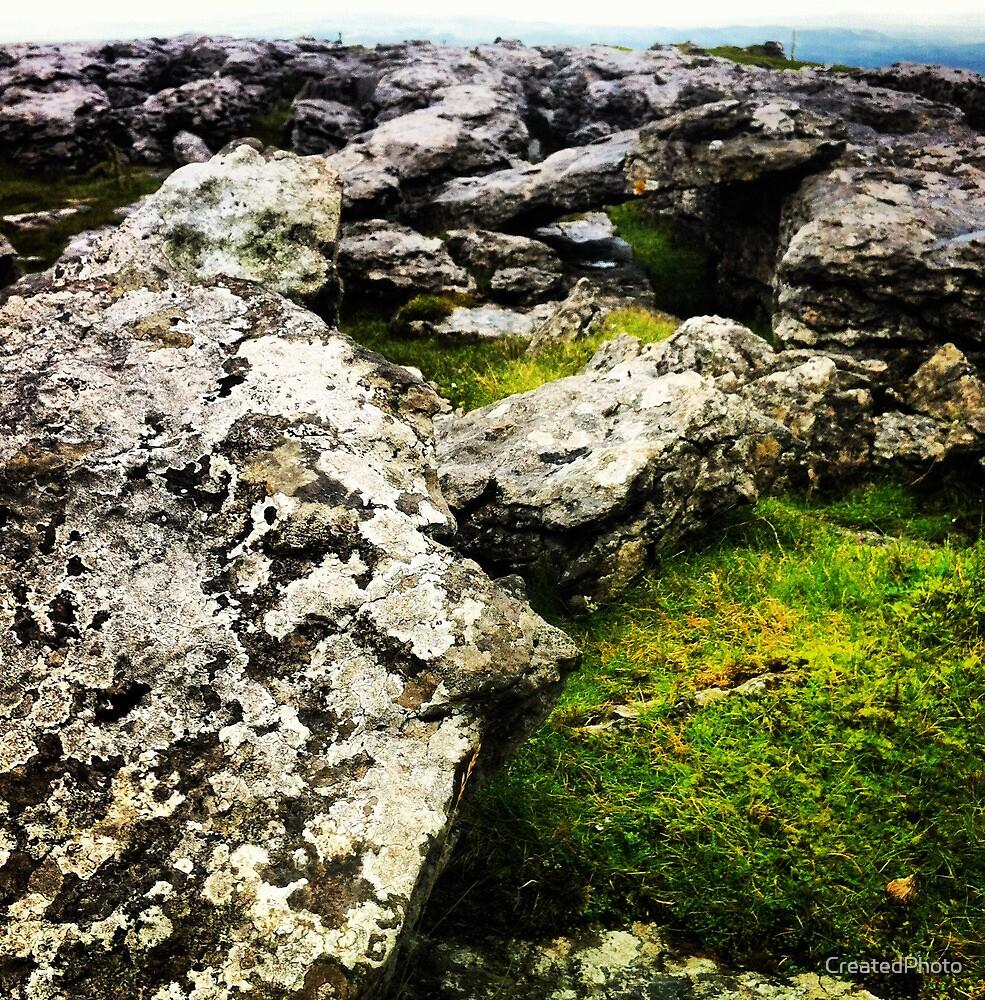 Rocks by CreatedPhoto