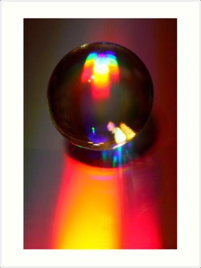 Macro Sphere 2 by Daniel Owens